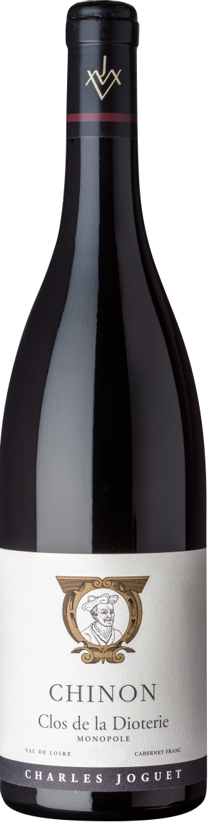 RED WINE - DOMAINE CHARLES JOGUET - CLOS DIOTERIE 2014 - (Bottle)