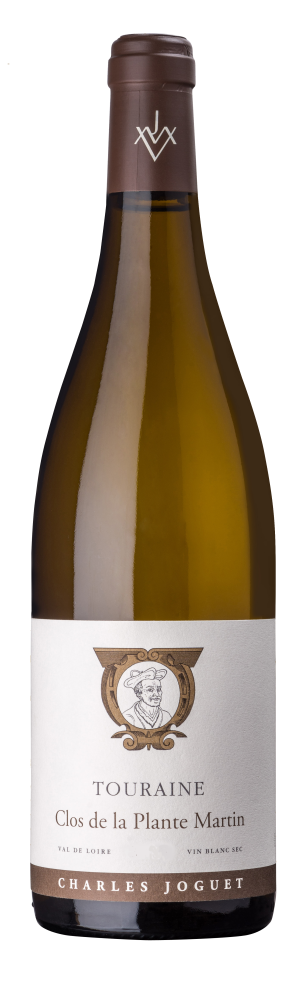 WHITE WINE - DOMAINE CHARLES JOGUET - CLOS PLANTE MARTIN (2015) - (Bottle)