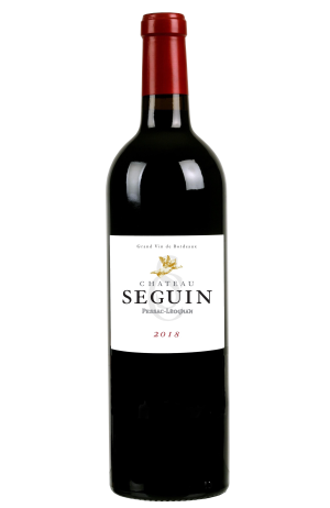 RED WINE - CHÂTEAU SEGUIN 2018 (Bottle)