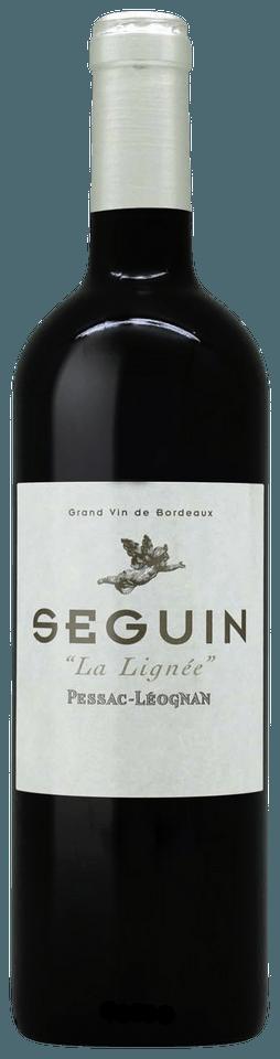 RED WINE - CHÂTEAU SEGUIN - Pessac-Léognan - La Lignée de Seguin (Bottle)