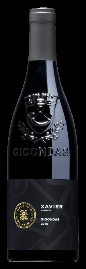 RED WINE - XAVIER VINS - GIGONDAS (Bottle)
