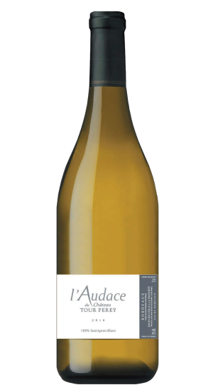 WHITE WINE - CHÂTEAU LA TOUR PEREY - L'AUDACE (Bottle)