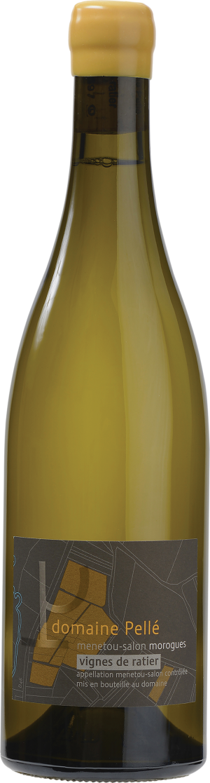 WHITE WINE - DOMAINE HENRI PELLÉ - MENETOU SALON VIGNES DE RATIER (2017) - (Bottle)
